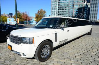 Range Rover Limousine in New York