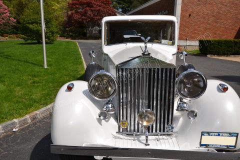 1937 Rolls Royce Phantom Limousine in New Jersey