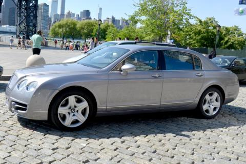 Bentley Flying Spur for Wedding in New Jersey