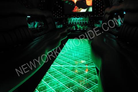 Cadillac Escalade limousine in Connecticut