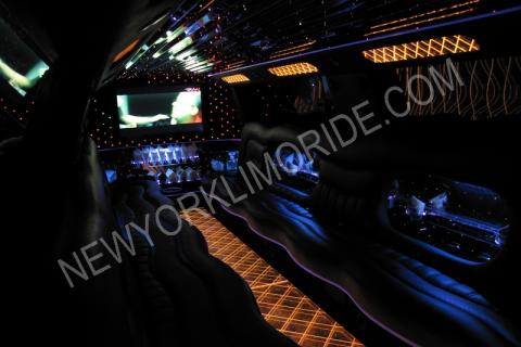 Cadillac Escalade limousine in New Jersey