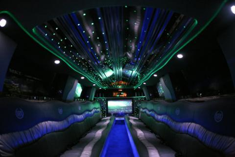 Escalade Limousine in New Jersey for Casino Trip