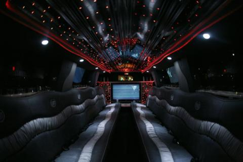 Escalade Limousine in New Jersey for Bachelor party