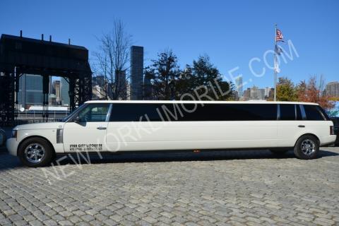 Range Rover Limousine for Prom