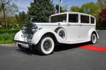 1937 Rolls Royce Phantom Limousine