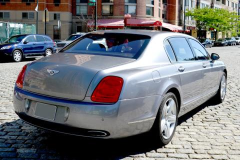 Bentley Flying Spur for Wedding in New York