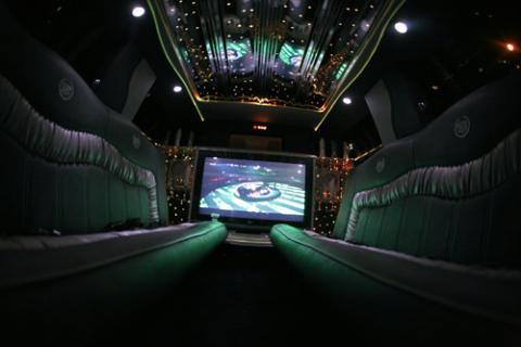 Escalade Limousine in New Jersey for weddings