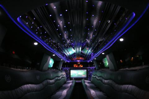Escalade Limousine in New Jersey for sweet sixteen