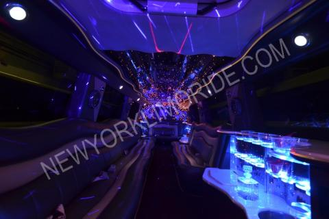 Range Rover Limousine for rent